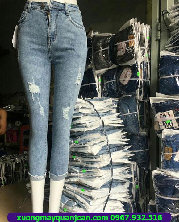 Mua quần jean sỉ giá rẻ tại Đồng Nai
