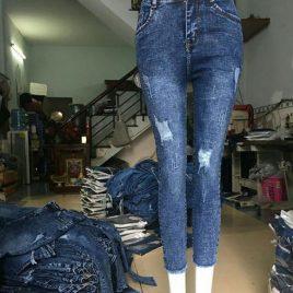 Bỏ Mua Lấy Sỉ Xưởng Quần Jean Nam Nữ tại Trà Vinh
