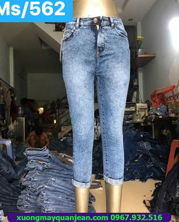 bỏ sỉ quần jean nam nữ giá rẻ