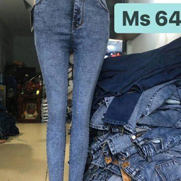 Bỏ Mua Lấy Sỉ Xưởng Quần Jean Nam Nữ tại Tiền Giang