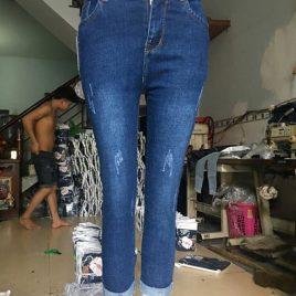 Bỏ Mua Lấy Sỉ Xưởng Quần Jean Nam Nữ tại Quảng Nam